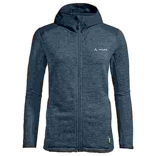 VAUDE Women's Croz Fleece Jacket II Outdoorjacke Damen steelblue