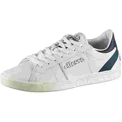 Ellesse LS-80 Sneaker Herren white-dark green-dark blue