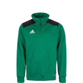 adidas Regista 18 Langarmshirt Kinder grün / schwarz