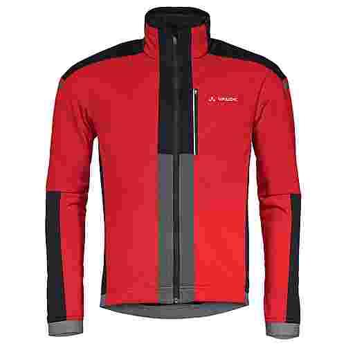VAUDE Men's Cereda Softshell Jacket Outdoorjacke Herren mars red