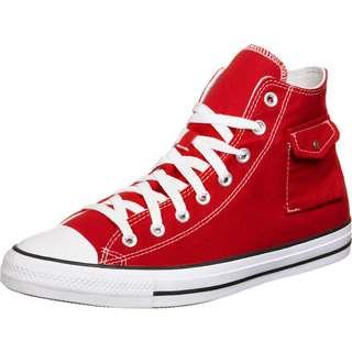 CONVERSE Ctas Pocket Hi Sneaker rot
