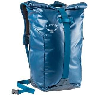 Osprey Rucksack Transporter Roll Daypack Deep Water Blue
