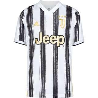 adidas Juventus Turin 20/21 Heim Trikot Kinder white
