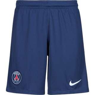 Nike Paris Saint-Germain 20-21 Heim Fußballshorts Herren midnight navy-white