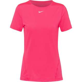 Nike Pro Funktionsshirt Damen hyper pink-white