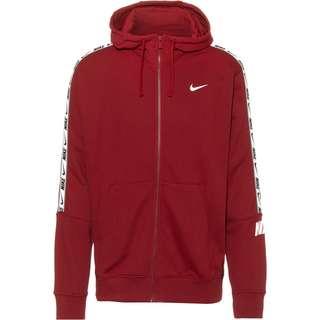 Nike NSW Repeat Sweatjacke Herren team red