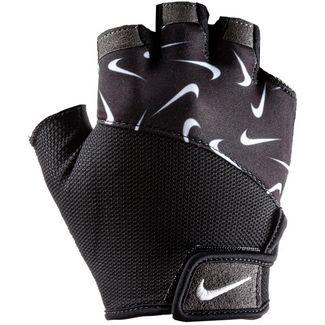 Nike Fitnesshandschuhe Damen black-white