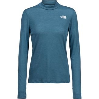 The North Face ACTIVE TRAIL Funktionsshirt Damen mallard blue heather
