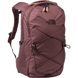 The North Face Rucksack W JESTER Daypack Damen marron purple/pink clay