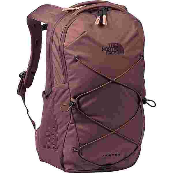 The North Face Rucksack W JESTER Daypack Damen marron purple-pink clay