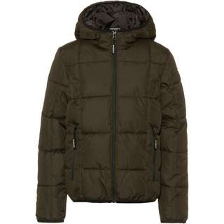 ICEPEAK Steppjacke Kinder dark green