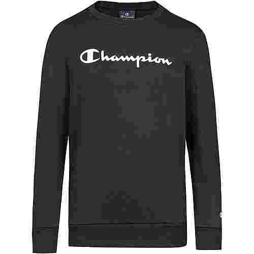 CHAMPION Sweatshirt Kinder black beauty