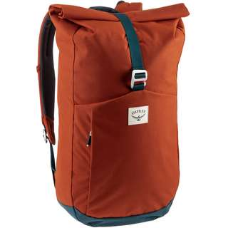 Osprey Rucksack Arcane Roll Top Daypack umber orange/stargazer blue