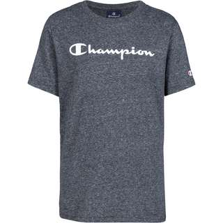 CHAMPION T-Shirt Kinder dark grey melange yarn dyed