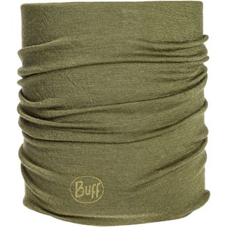 BUFF Merino Lightweight Multifunktionstuch solid bark