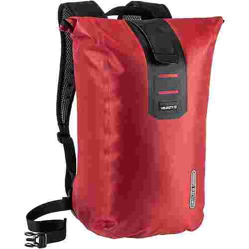 ORTLIEB Rucksack Velocity PS 17L Daypack dark chilli uni