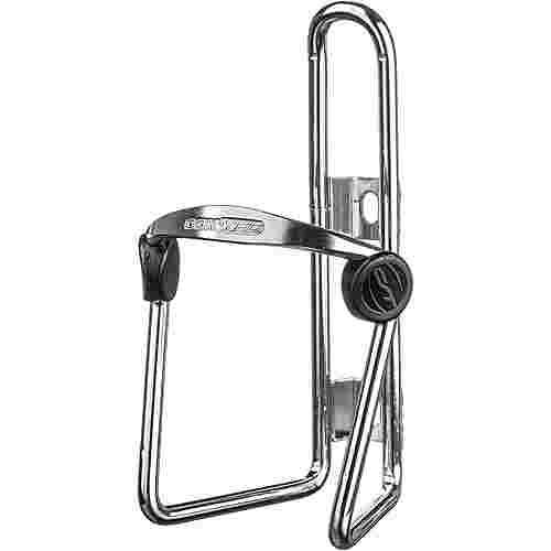 Contec Pound Cage Fahrradflaschenhalter silber