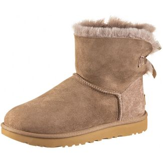 Ugg Mini Bailey BOW II Stiefel Damen caribou