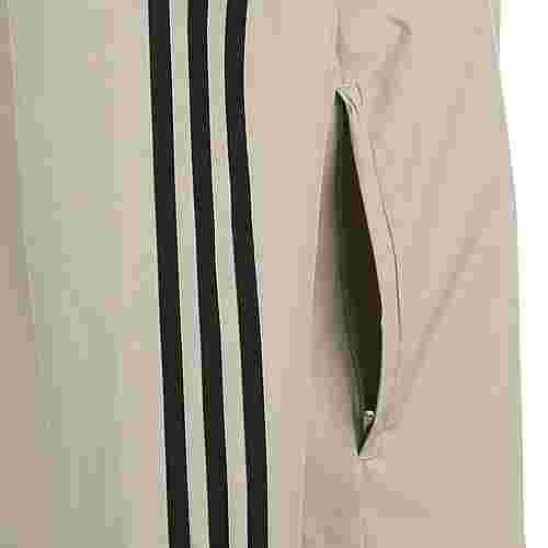adidas Real Madrid All Weather Trainingsjacke Herren beige / schwarz