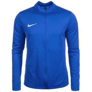 Nike Dry Park 18 Trainingsjacke Herren blau / weiß