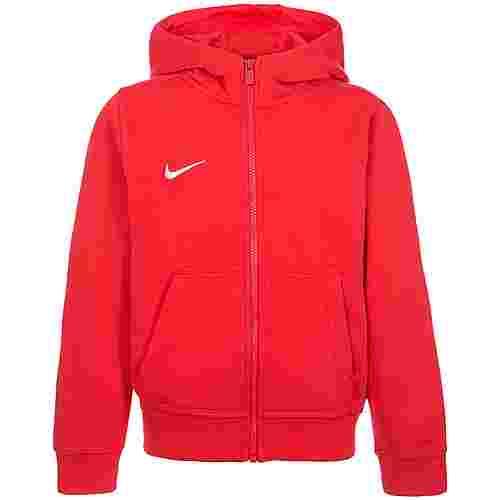 Nike Team Club Trainingsjacke Kinder rot / weiß