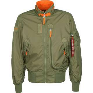 Alpha Industries Wing Windbreaker Herren oliv