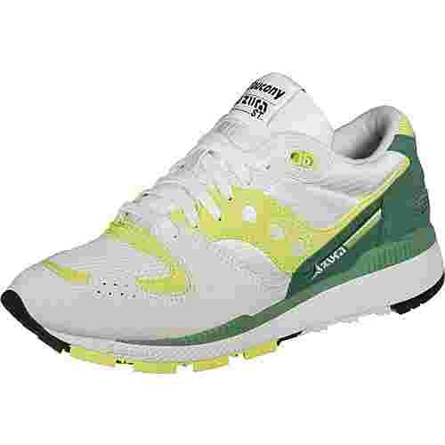 Saucony Azura W Sneaker Damen weiß/grün