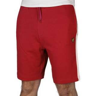 Lyle & Scott Sportswear Trainingshose Herren rot