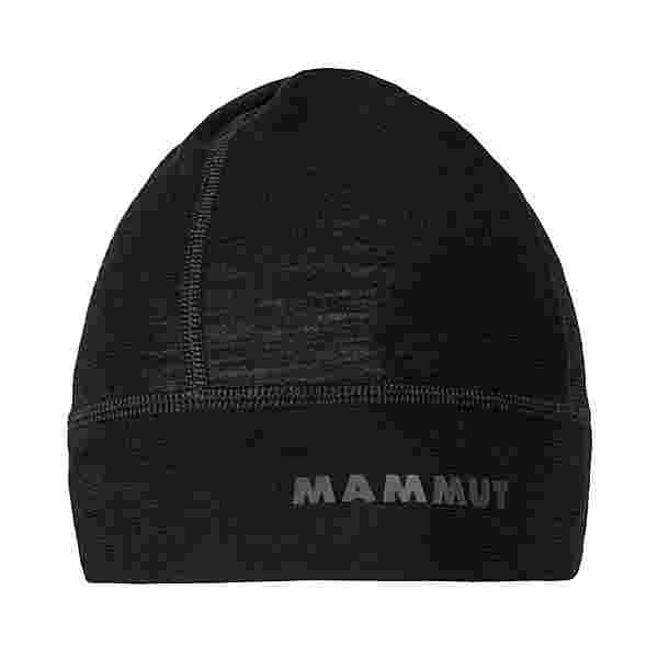 Mammut Merino Merino Helmet Beanie black