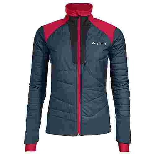 VAUDE Women's Minaki Jacket III Outdoorjacke Damen steelblue