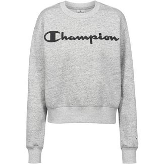 CHAMPION Sweatshirt Damen new oxford grey melange
