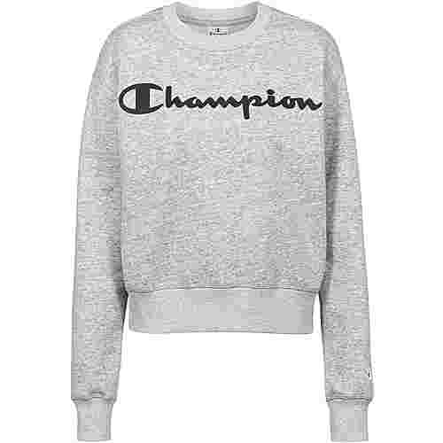 CHAMPION Sweatshirt Damen new oxford grey melange