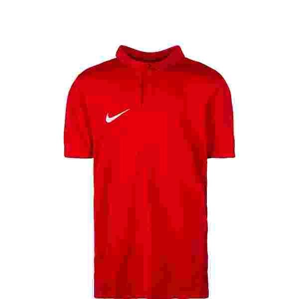 Nike Dry Academy 18 Poloshirt Kinder rot