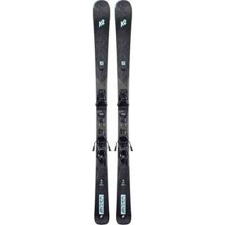 K2 ANTHEM 76 ERP 10 QUIKCLIK SET All-Mountain Ski Damen black-anthracite