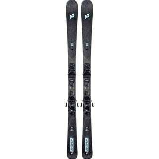 K2 ANTHEM 76 ERP 10 QUIKCLIK SET All-Mountain Ski Damen black-anthracite