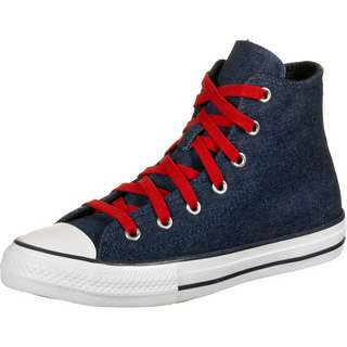 CONVERSE Chuck Taylor All Star Sneaker Kinder blau