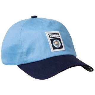 PUMA MCFC DNA Fan Cap hellblau / dunkelblau