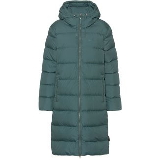 Jack Wolfskin Crystal Palace Daunenmantel Damen north atlantic
