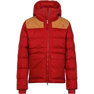 Schöffel Boston Steppjacke Herren biking red