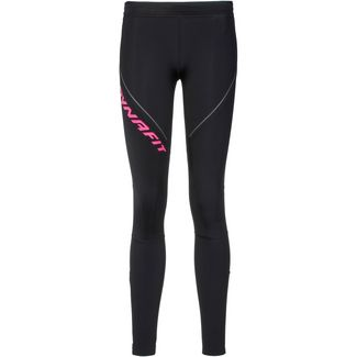 Dynafit WINTER RUNNING Tights Damen black out