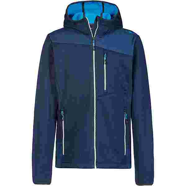 CMP Softshelljacke Herren blue ink