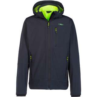 CMP Softshelljacke Herren antracite-yellow fluo