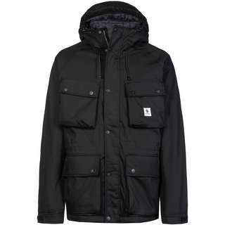 Element Mountain Parka Herren flint black