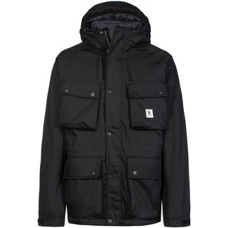 Element Parka Herren flint black