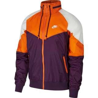 Nike Sportswear Windbreaker Herren lila/orange