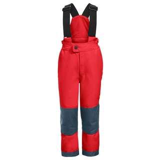 VAUDE Kids Snow Cup Pants III Trekkinghose Kinder mars red