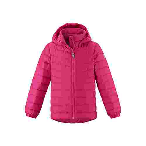 reima Fern Daunenjacke Kinder Raspberry pink
