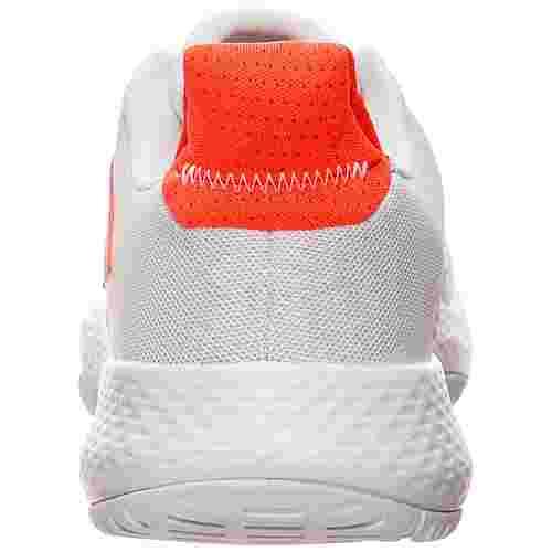 adidas FitBounce Fitnessschuhe Damen weiß / korall