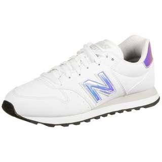 NEW BALANCE 500 Sneaker Damen weiß / lila