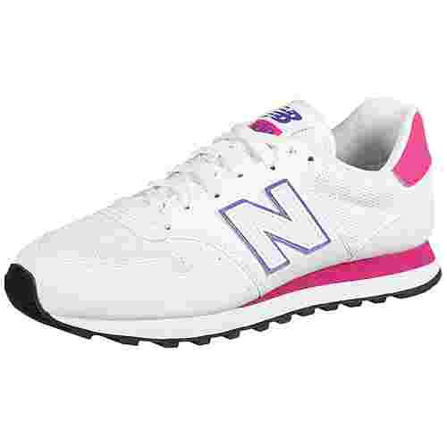 NEW BALANCE GW500SA1 Sneaker Damen weiß / pink